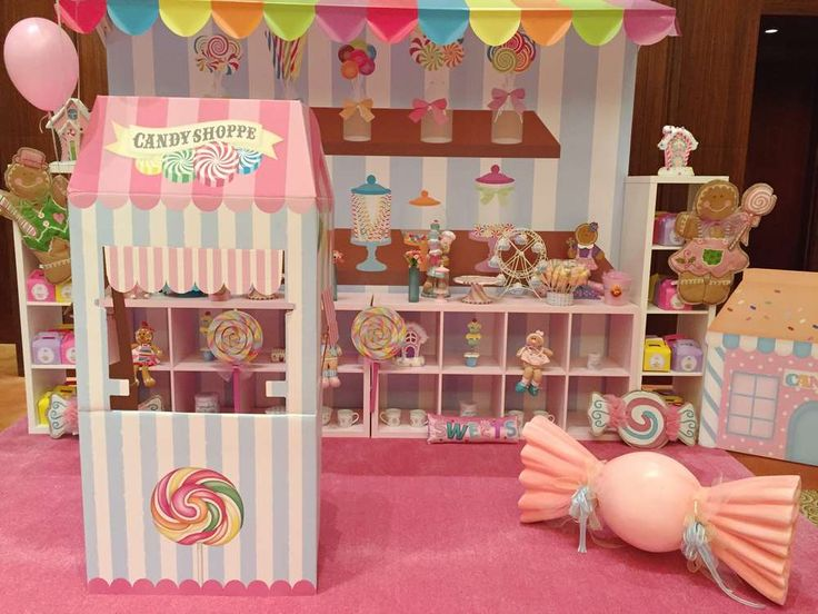 339 best Candyland + Ice Cream parties images on Pinterest   Candy ...