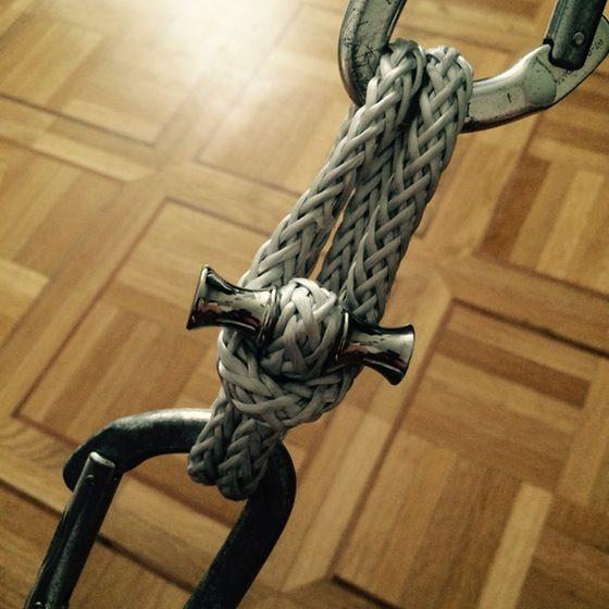 Image of Dogbone single braid soft shackle