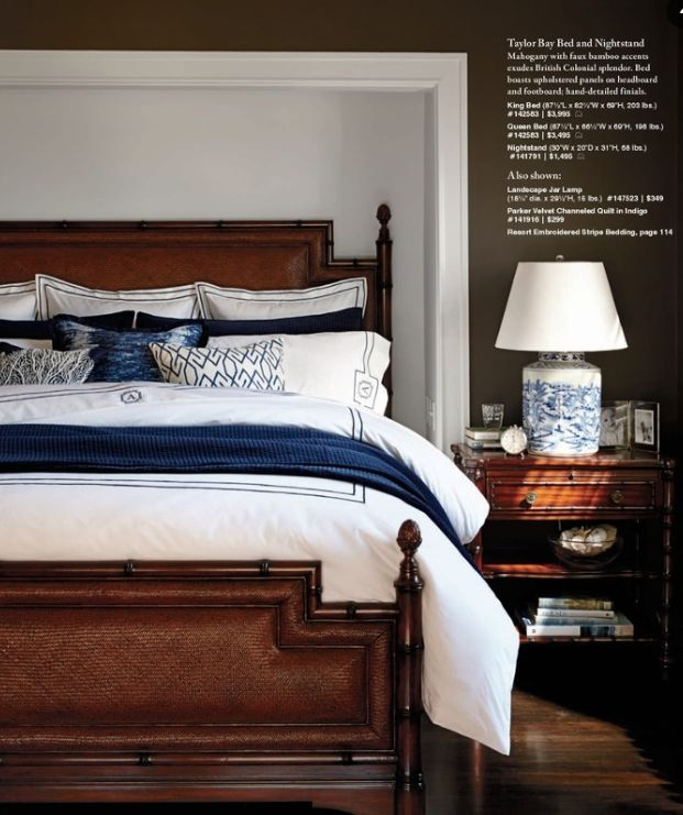 regency style beds first adopted a faux bamboo motif in the late century when england opened trade with the far east
