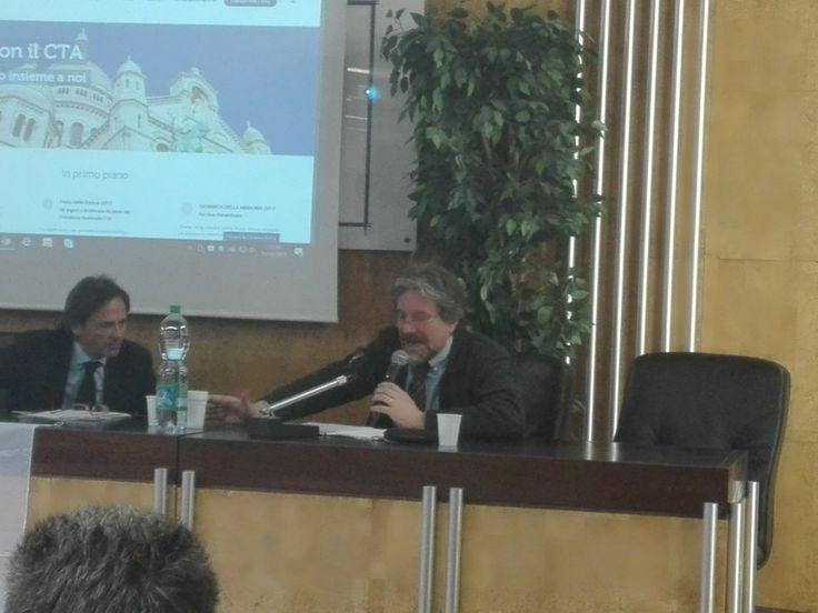 Il Prof.Lorenzo Biagi, Segretario Generale e Direttore presso la #FondazioneLanza.