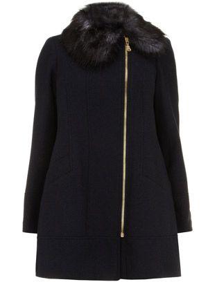 The Cutest Plus-Size Winter Coats