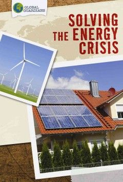 The text is designed to help students understand why there's  an energy crisis, and what they can do to help.