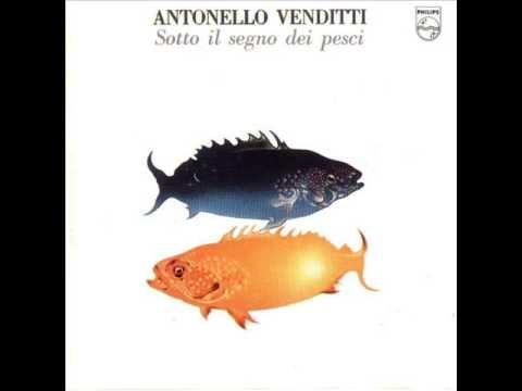 Antonello Venditti - Sotto il segno dei pesci - 1978