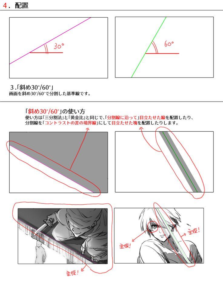 色んな構図の作り方 [12]