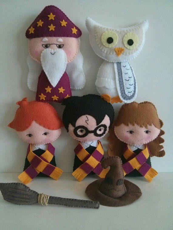 Harry Potter móvil móvil de cuna de bebé infantiles de Harry