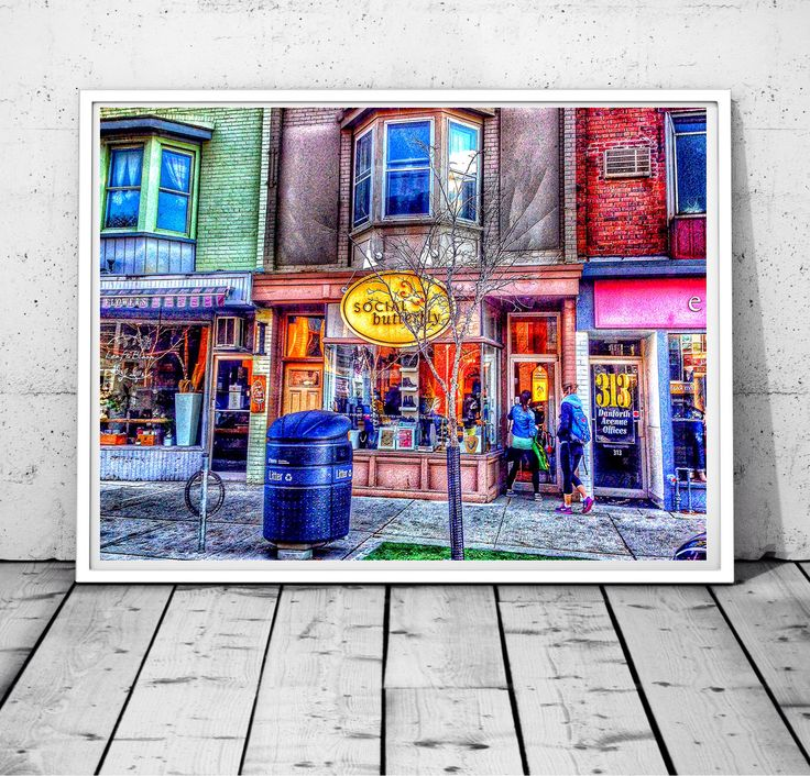 Toronto print, Toronto wall art, Canada photography, Bohemian Decor, Street Photography, Urban Decor,Danforth HDR Digital Download by S4StarSbySiSSy on Etsy https://www.etsy.com/ca/listing/279653068/toronto-print-toronto-wall-art-canada