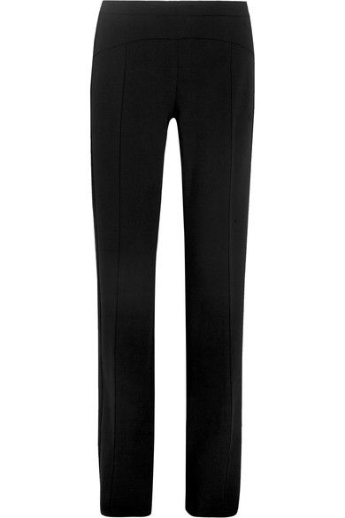Narciso Rodriguez - Stretch-wool Straight-leg Pants - Black - IT