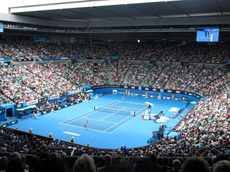 Tours run daily by experienced tour guides, provide a unique behind the scenes experience of Melbourne's most dynamic sports and entertainment venues, Rod Laver Arena and Margaret Court Arena. Visitors will be taken through the backstage areas used during the Australian Open Tournament including; Tournament Control, the Player Change Rooms used by the world's top