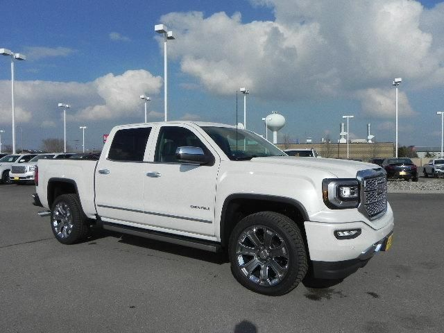 New 2016 #GMC #Sierra 1500 #Denali for sale in Fargo, ND, at Luther Family Buick GMC. Key features include navigation system, leather upholstery, wireless phone connectivity and front dual zone a/c | GMC Dealership Near West Fargo, Grand Forks, Dilworth & Moorhead | New GMC Sierra 1500 Denali for sale #carsforsale