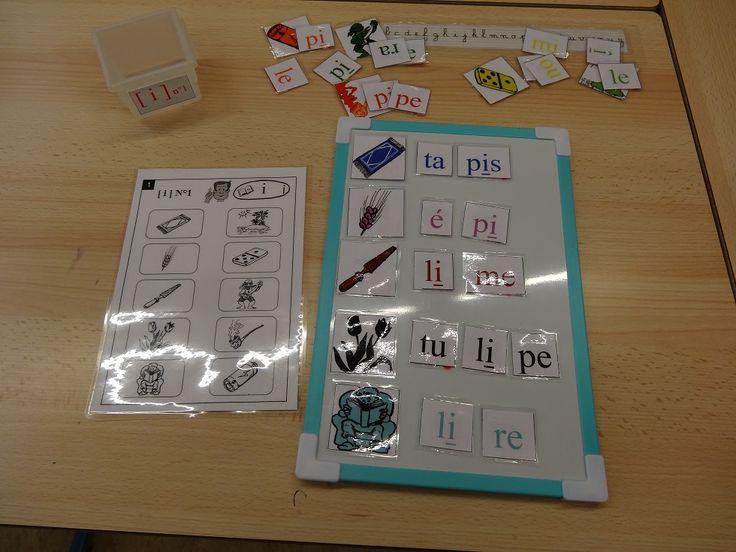 Atelier boite à mots 1 Plus