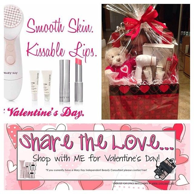 583 best mary kay gift wrapping ideas images on pinterest custom valentine day baskets for a special lady httpmarykay negle
