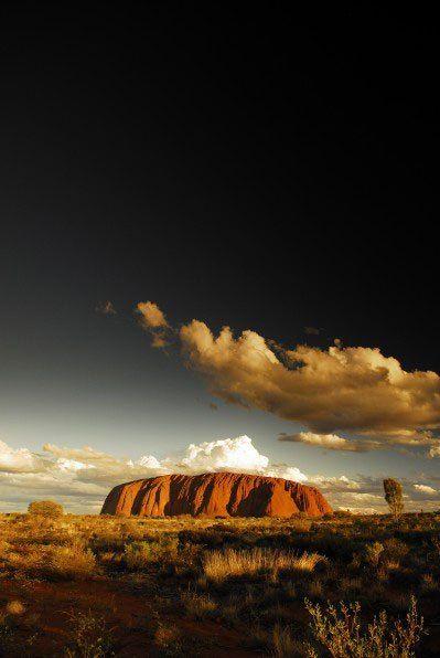 #AustraliaItsBig - Uluru / Ayers Rock