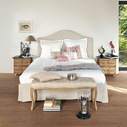 1000 idee su lit capitonn su pinterest dormitorio. Black Bedroom Furniture Sets. Home Design Ideas