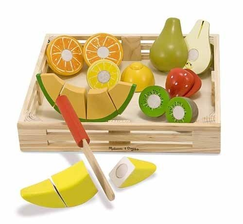 Melissa and Doug wooden toys, beautiful.