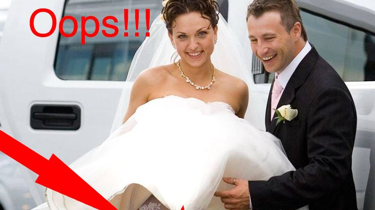 Oops Brides Showing Off More Than Their Wedding Rings