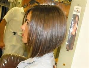 Shoulder Length Bob With Stacked Back Picture