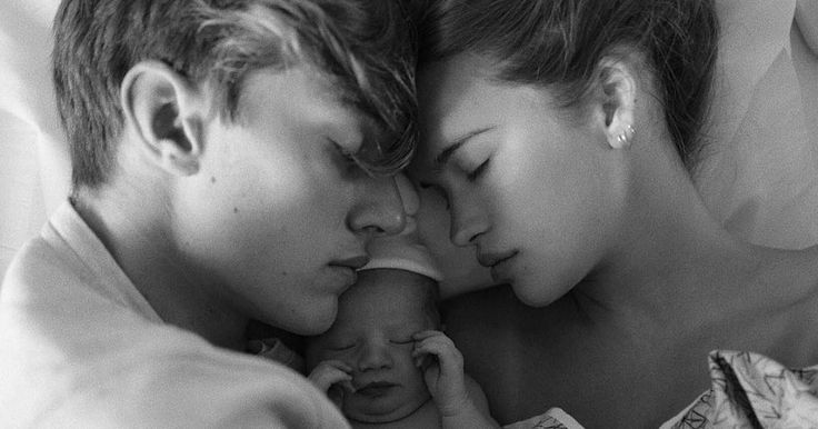 Model Lucky Blue Smith and Former Miss Teen USA Stormi Bree Welcome Daughter Gravity