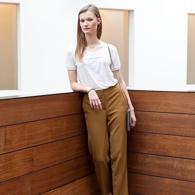 Anette Pants by La Maison Victor