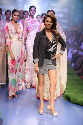 The First Lady of Satya Paul - Gauri Khan at LFW | VIVA-LUXE