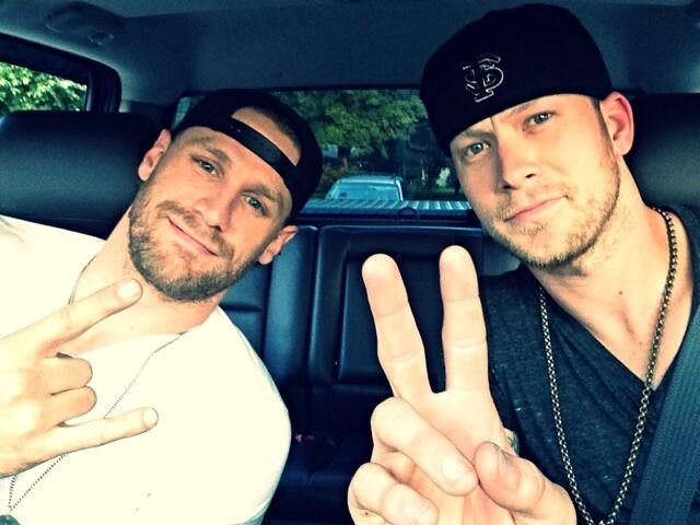 Chase Rice and Brian Kelley. oh pleaseee <3