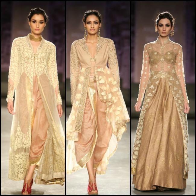 Anju Modi Collection at India Couture Week 2014 | PINKVILLA
