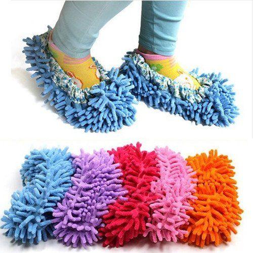 La lavette multifonctionnelle chausse des poussoirs de nettoyage de décapant de plancher(rose) ChineOn http://www.amazon.fr/dp/B00CHG5FJG/ref=cm_sw_r_pi_dp_Vk2Tvb0R41W58