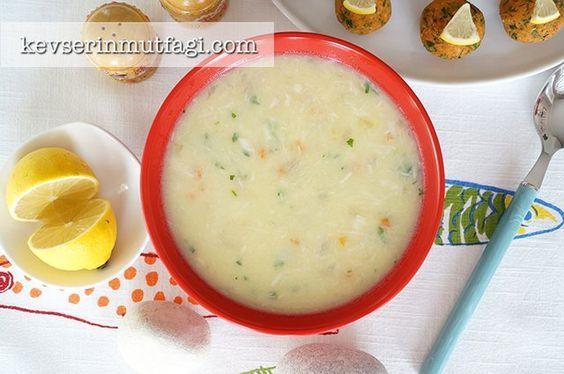 Balık Çorbası Tarifi | Kevserin Mutfağı - Yemek Tarifleri
