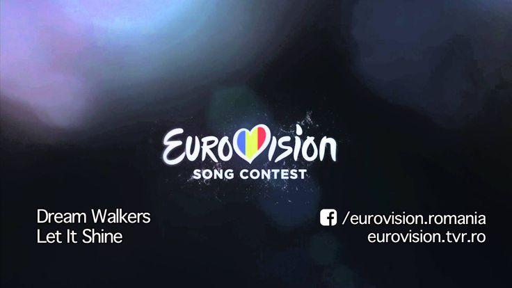 Dream Walkers - Let it shine | Eurovision România 2016
