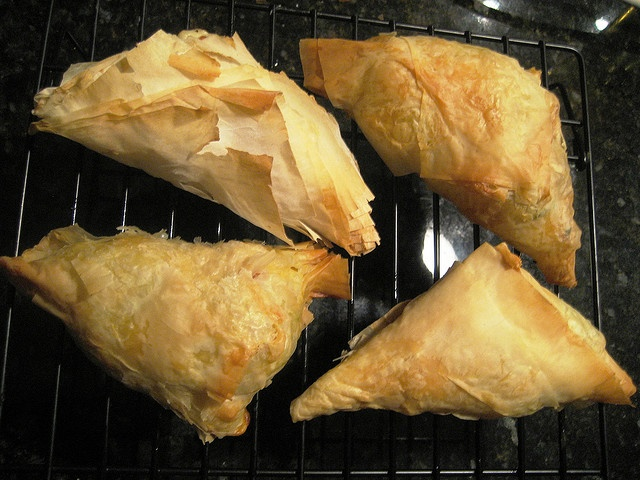 ... about Turnovers on Pinterest | Leftover turkey, Olives and Nutella