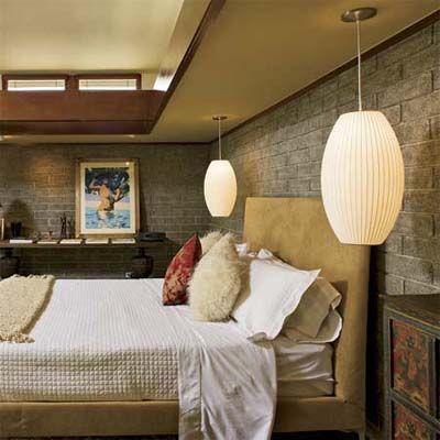 96 best Bedroom pendant lighting images on Pinterest | Euro, Glass ...
