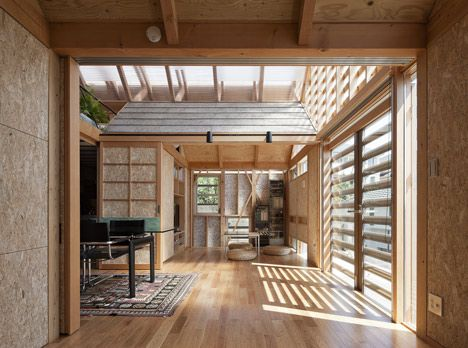 Outside (Outside) ((Outside)) by Japanese architects a.a.+H