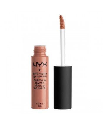 Ahora Puedes Comprar Nyx Cosmetics en España. Pintalabios en Crema Soft Matte Lip Cream ABU DHABI. Maquillaje barato y de calidad. #nyx #skinthinks #makeup #maquillaje www.skinthinks.com