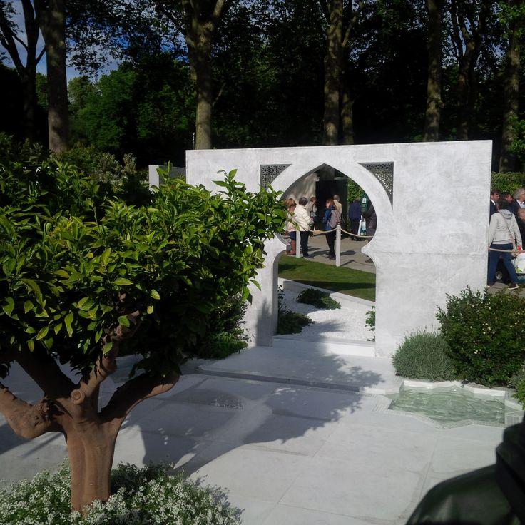 Islam garden