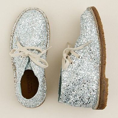 oh me oh my - i would never spend this much on baby shoes. but, come on. these shoes are our baby. glitter (me) + macalister boots (arjv) = mlj