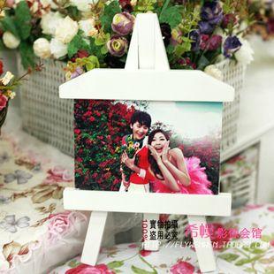 rustieke schildersezel mode decoratie huwelijkscadeau swing sets fotolijst