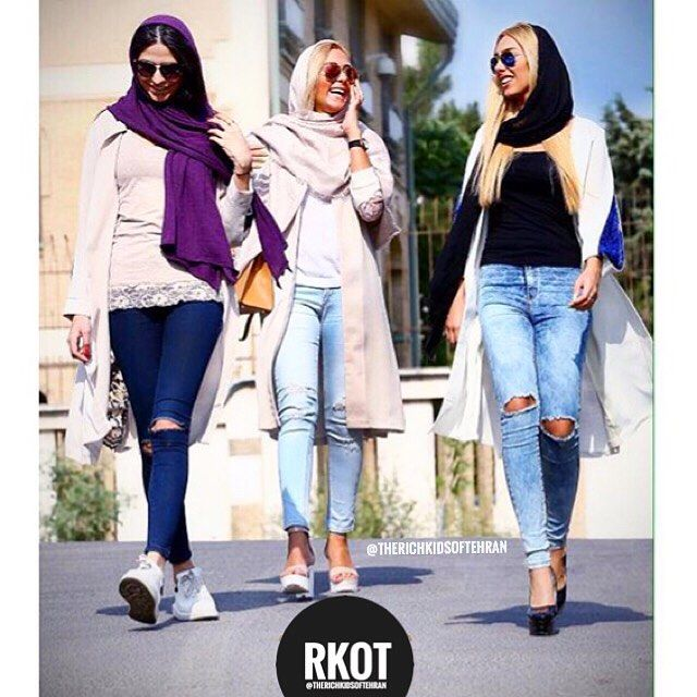 Brilliant Iran Shuts 800 Shops For Selling 39unconventional39 Coats