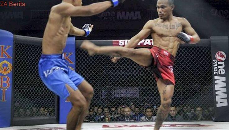 Nantikan, Adu Tendangan Maut di One Pride MMA