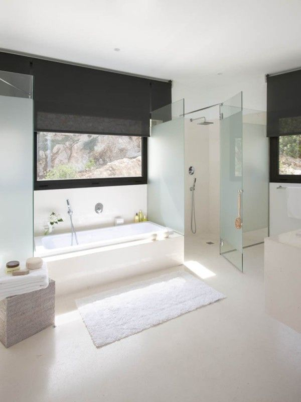Luxury Bathroom from Smart Home Architecture and Amazing View Every Room Decoration 600x800 Smart Home Architecture and Amazing View Every Room Decoration