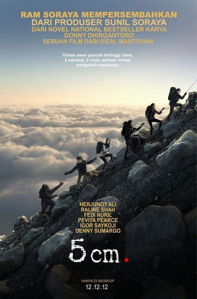 5 cm (Rizal Mantovani) • 12 Desember 2012