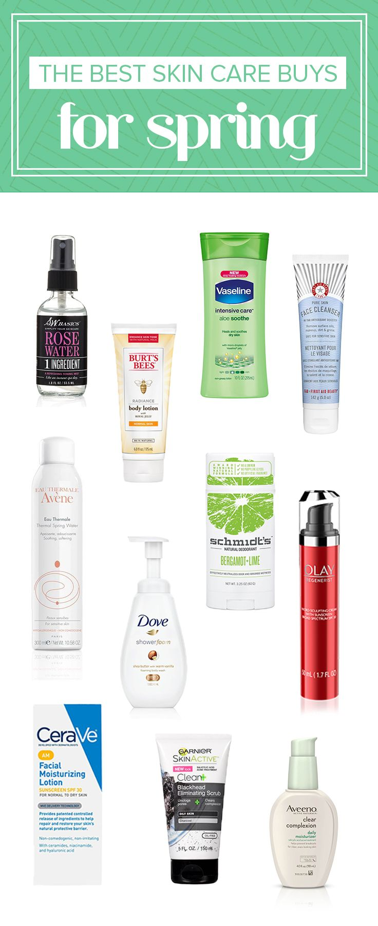 Upgrade your face and body skin care routine with these drugstore product recommendations.