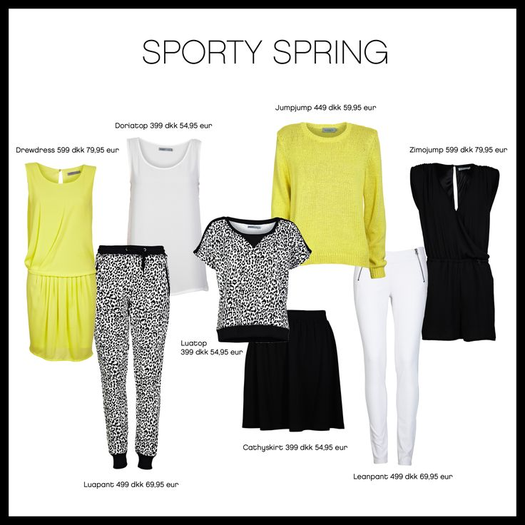 Sporty Spring - Soaked in Luxury