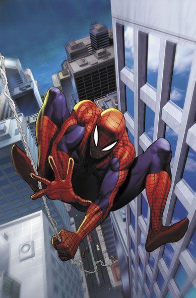 Spiderman by Ariel Olivetti