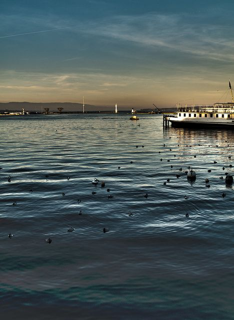 Beautiful Geneva http://www.travelandtransitions.com/european-travel/