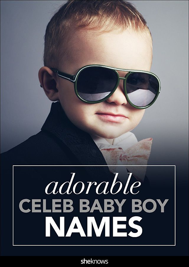 40 unique celebrity baby names - Today's Parent