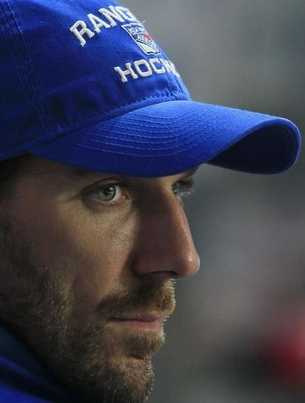 Henrik Lundqvist, New York Rangers, 2012 Vezina Winner