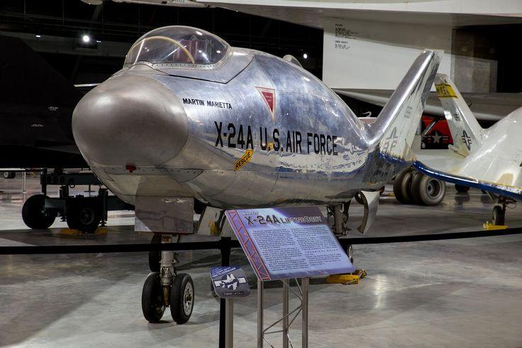 Martin Marietta X-24A
