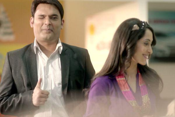 What Would Happen If Kapil Sharma Took A Job As A Car Salesman?