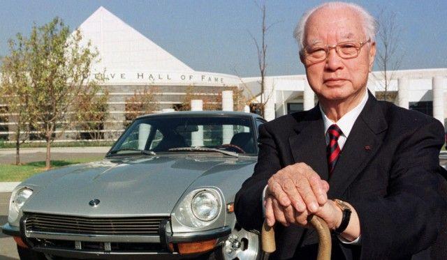 "RIP Yutaka ""Mr K"" Katayama, 1909-2015 | from Petrolicious"