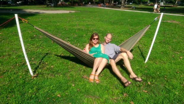 Portable Hammock Stand Plans Woodworking Projects Amp Plans