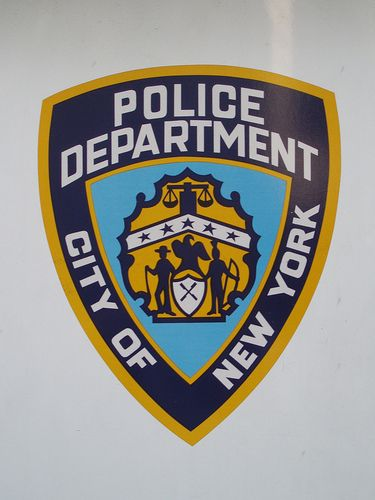 NYPD~ New York's finest.
